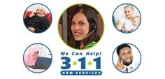 311 Municipal Services and Information - Halifax Regional Municipality