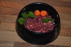 Rinderherz mit Fettanteil - für Katzen und Hunde eine leckere Delikatesse