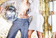 Studio 54 Disco Party Ideas | Sparkler
