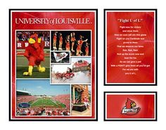 Louisville Cardinals Fight Song