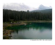 Lago di Carezza.