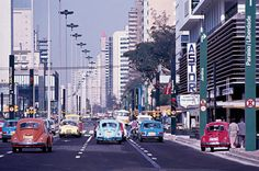 Avenida Paulista 1974