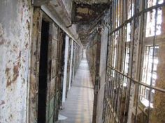 Haunted Places In And Around Cleveland - Ohio State Reformatory. Lived down the road from this my whole life and have never been in. I MUST go next time I'm home!
