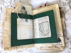 Vintage Christmas Journal 2017