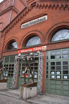 Kulturbrauerei, Berlin Prenzlauer Berg - auf ein Bier eine Sommernacht mit Joni - juillet 2016