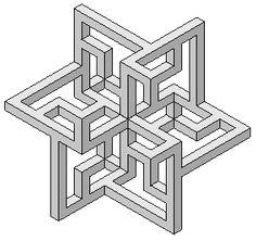 Фигуры в серых тонах [1061-1070] - Невозможный мир