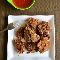 Crispy Fried Chicken Liver is an easy recipe with these 3 simple steps: dip, coat, and fry.
