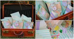 regalos invitados fiesta orient expressOrient express party Fiesta de cumpleaños en el Orient Express www.sracricket.com