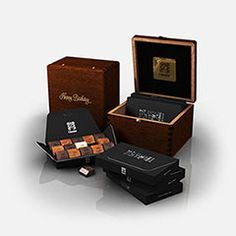 So you are looking for something a bit special for the love of your life and chocolate is definitely on the cards but it does seem a bit ordinary. I mean, a box of chocolates seems a bit like a last...