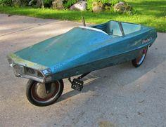 pedal car   3 wheeler