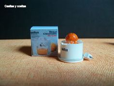 how to: miniature juicer