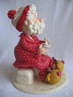 Papai Noel!!! | Este meu papai noel ganhou o primeiro lugar … | Flickr