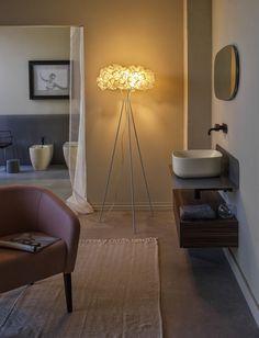 Slamp SpA: Overview | LinkedIn Bathroom Furniture, Led, Single Vanity, Slamp, Home Decor, Furniture