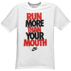 Graphic T-Shirt - Men's - White/Black/Red  Haha this is awesome!!