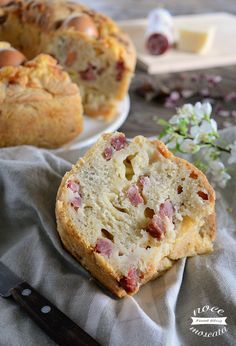 Casatiello napoletano #Cooking #Baking