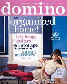 i miss Domino magazine