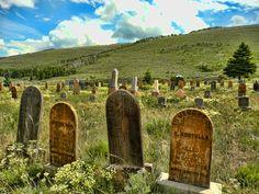 Scofield Cemetery, Utah