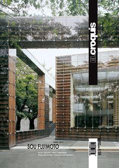 El Croquis 151: Sou Fujimoto. Cover:  Musashino Art University Museum & Library - Tokyo, Japan 2010