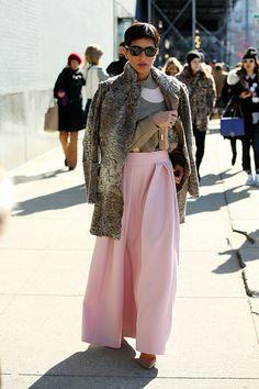Дина Абдулазиз  -  эта  модница — Дина Абдулазис, жена наследного принца Саудовской Аравии!
