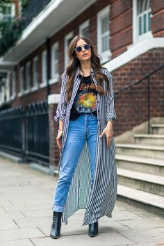 The Street Report: London Fashion Week - modern rocker chic with that classic London vibe