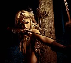 Women Archers Archery Bow And Arrow Fantasy Girls Wallpaper Wallpapers