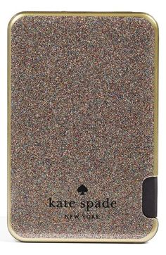kate spade new york kate spade new york glitter slim portable charger available at #Nordstrom