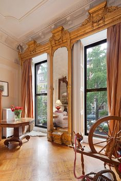 My Favorite Everything Ever Brooklyn Brownstone Victorian Gilded
