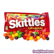 Recreation Therapy Ideas: boundaries game with Skittles