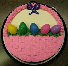 This Scrumptious Easter DAIRY QUEEN Cake Is Perfect For Spring Celebrations Wish Everyone At Your