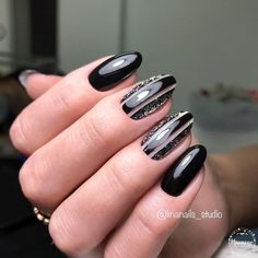 Ideas for a stylish manicure 2019 Neon Acrylic Nails, Glitter Nail Art, Fabulous Nails, Perfect Nails, Concert Nails, Long Round Nails, Round Shaped Nails, Manicure, Elegant Nail Designs