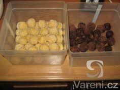 Recept na dobré nepečené cukroví. Cereal, Vegetables, Breakfast, Parenting, Food, Kids, Morning Coffee, Young Children, Boys