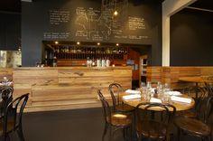 bistro interior photos | Australian Design Review | restaurant ...