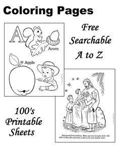 Coloring Pages - Most amazing site for coloring pages. It has everything!