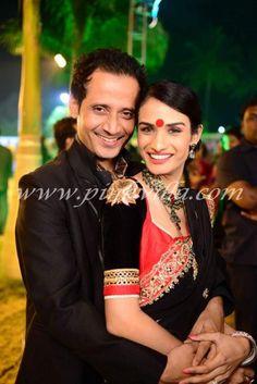 love her look at Vivian Dsena and Vahbiz Dorabjee wedding