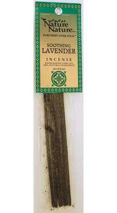 Lavender Nature Stick Incense