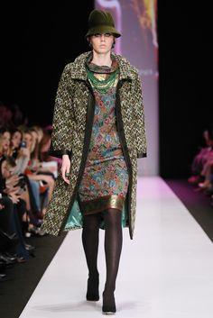 SLAVA ZAITSEV / Mercedes-Benz Fashion Week Russia