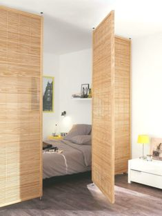 Smart Cute Apartment Studio Decor Ideas is part of Apartment decor inspiration Whether you're just moving into your first apartment after college or starting over in a new city, furnishing an - Studio Apartment Layout, Cute Apartment, Apartment Bedroom Decor, Studio Apartment Decorating, Apartment Living, Apartment Ideas, Apartments Decorating, Studio Apartment Divider, Apartment Makeover
