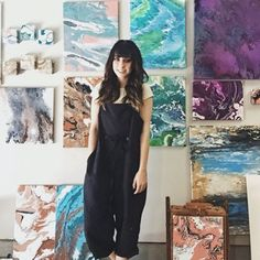 In the past 38 days since launching my etsy store, and creating fluid art professionally, I've created over 68 pieces of art. I think I should probably slow down ;) . . . . . . . . . . . . . . . #fluidart #acrylics #modernart #abstractart #interiordesign #inthelookingglassart #worldofartists #artvideos #myartistcommunity #contemporaryart #midcenturymodern #beauty #artforsale #artistoninstagram #artistoninstagram #painting #postitfortheaesthetic #minimalist #fluidartgallery #dirtypour…