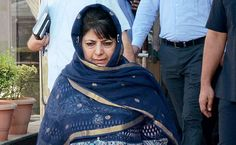 Mehbooba Mufti To Reach Delhi Today To Seek PM Modi's Help For Kashmir's Special Status
