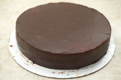This Viennese Chocolate Punchtorte is one of the most unusual cakes to be found. It goes from a 3 inch to a 1 inch cake after being compressed with a rum and fruit soaking sauce. Worth The Wait, Austro Hungarian, Thing 1, Pastries, Rum, Chocolate, Cake, Desserts, Food