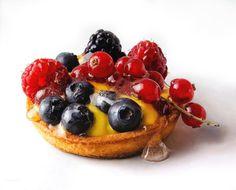 Photorealistic Food Paintings of Luigi Benedicenti - Fine Art Blogger