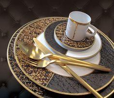 Porcel Brash Dinnerware
