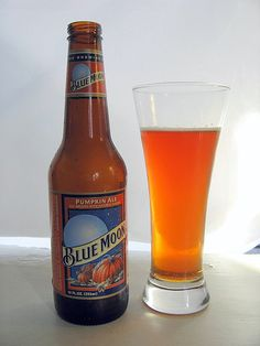 This was my first pumpkin ale and it didn't taste like much. It's pumpkin-colored, I guess, but other than that it's just Budweiser/Coors/etc.