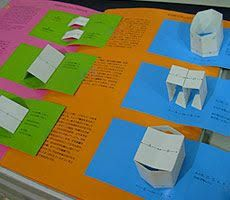 Image result for easy pop up paper art