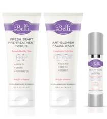 Read the full product details for ONLINE EXCLUSIVE: Prep & Glow Facial Trio