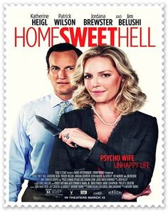 Home Sweet Hell Movie (2015) 720p BluRay 300MB | 300MB Movie Download in hindi | Worldfree4