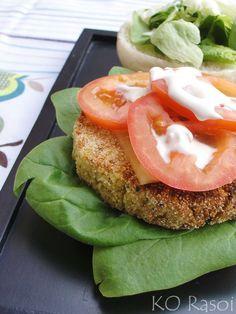 The KO Rasoi BBQ Season: Matoki (Green Banana) Burgers | K.O Rasoi
