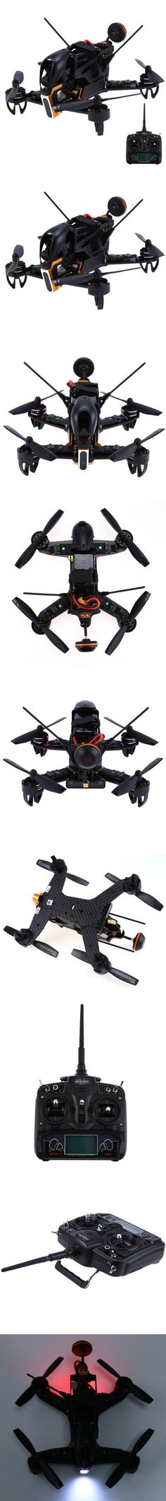 RC Quadcopters | Walkera F210 - 3D 5.8GHz FPV 700TVL Camera 7CH 2.4GHz Racing Drone F3 Upgraded OSD Flight Controller