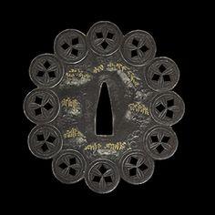 鍔2 | 日本刀・刀剣販売の葵美術