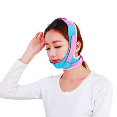 13.35$  Watch now - http://ali997.shopchina.info/go.php?t=32770264041 - Face Lift Belt Sleeping Face-Lift Mask Massage strengthen the Pulling Slimming Face Shaper Relaxation Facial Slimming Bandage  13.35$ #buychinaproducts